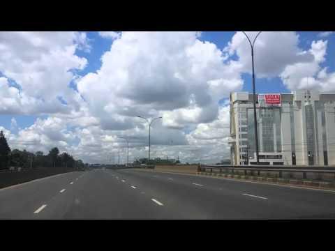 DRIVING IN NAIROBI KENYA