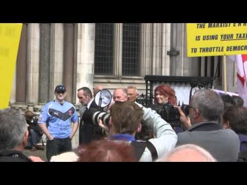 EHRC vs BNP at the Royal Courts of Justice