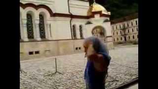 Абхазия  Ново Афонский мужской монастырь  30 07 2012, 09 59(В июле-августе 2012 года отдыхали в Новом Афоне, Абхазия, посетили Ново-Афонский мужской монастырь, Храм при..., 2012-09-25T07:33:39.000Z)