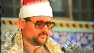 *Full* Sayid Mutawalli - Yusuf - Iran - السيد متولي - سورة يوسف