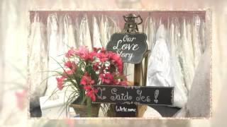 Peak into This Magic Moment Bridal Studio