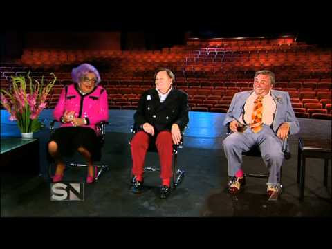 CH7 Sunday Night 18 March 2012 - Barry Humphries, Dame Edna, Sir Les Patterson Interview