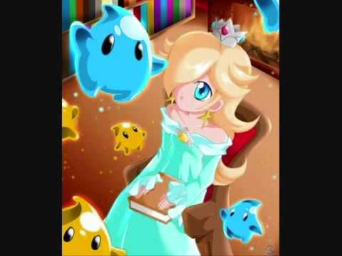 Cute Baby Princess Wallpapers Super Mario Galaxy Rosalina Sad History Theme Youtube