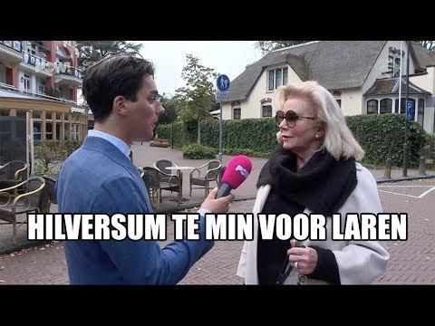 Hilversum te min voor Laren