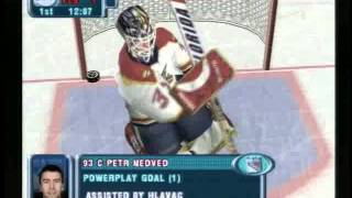 Commercial - EA Sports NHL 2001