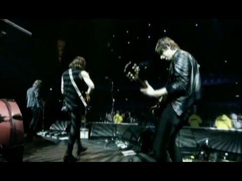 Kings of Leon - Black Thumbnail (Hammersmith Apollo 2007)