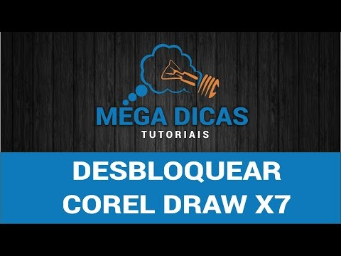 Desbloquear corel Draw X7