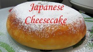 bánh Phô Mai Nhật bản bằng Nồi Cơm điện Làm bánh Phô mai ông già Hàn quốc Japanese Cotton Cheesecake