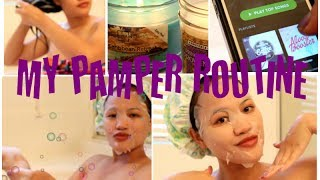 My Pamper Routine 2014 Thumbnail