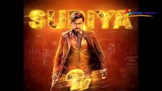 "Surya's ""24"" Teaser on Feb. 24"