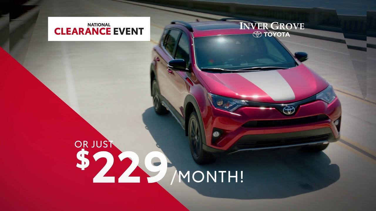 Charming Inver Grove Toyota U2013 Inver Grove Heights U0026 St. Paul, MN   Toyota National  Clearance Event