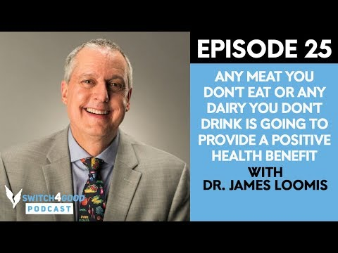 Decrease Inflammation And Heal Your Gut With Dr. James Loomis