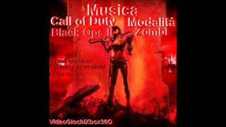 Black Ops 2-Zombi Soundtrack Avenged Sevenfold Carry On