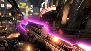 BLACK OPS 3 WITH WARZONE GUNS.