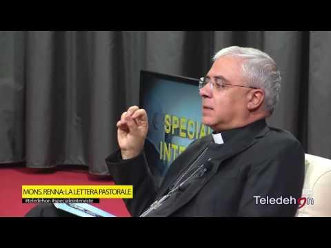 SPECIALE INTERVISTE -  S. ECC. MONS. LUIGI RENNA, VESCOVO DI CERIGNOLA - ASCOLI SATRIANO