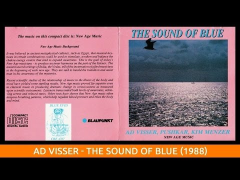 Ad Visser - The Sound of Blue (1988)