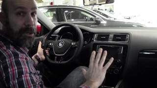 2017 Wolfsburg Jetta Review at Volkswagen Waterloo