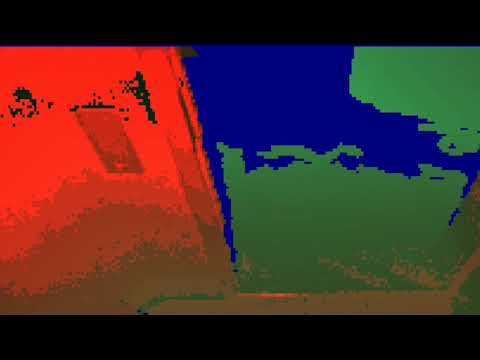 Night Vision in Honor View 20 (better mapping)