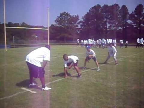 Vonta Leach Houston Texans Football Camp 6/26/09 (3)
