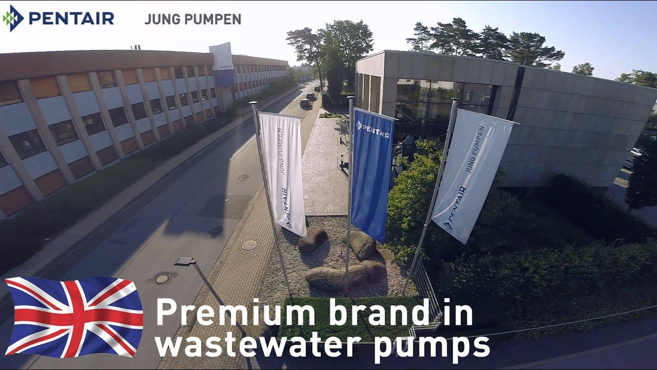 Pentair Jung Pumpen - Premium brand in wastewater pumps - YouTube