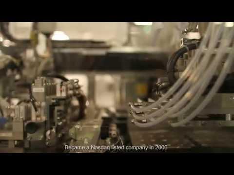 Canadian Solar Inc  Automated Module Production EN