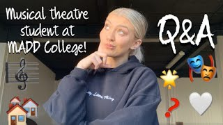 PERFORMING ARTS COLLEGE Q&A!