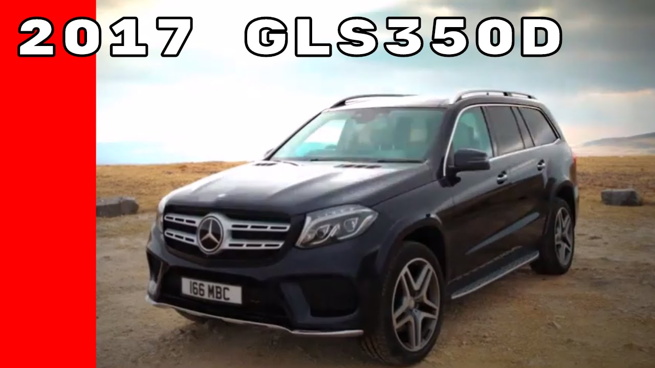 2017 mercedes gls350d 4matic youtube for 2017 mercedes benz gls350d 4matic
