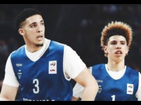 LIANGELO AND LAMELO BALL HAVE LEFT FOR LITHUANIA TO START PROFESSIONAL CAREERS!
