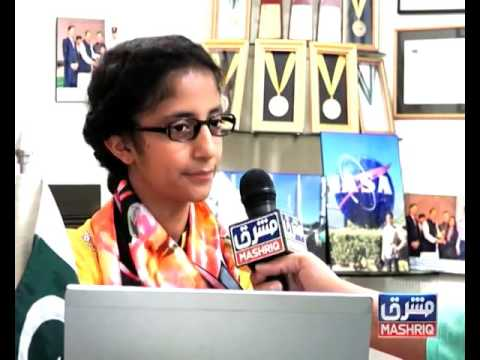 Pakistani Kid Rooma Syedain Become World Youngest Hacker