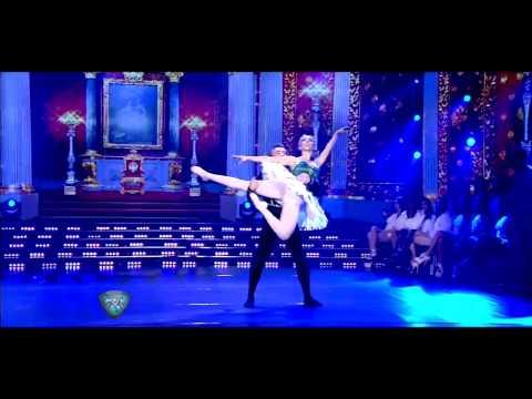 Bailando: Nito Artaza quiso pasar de cómico a serio y se le complicó