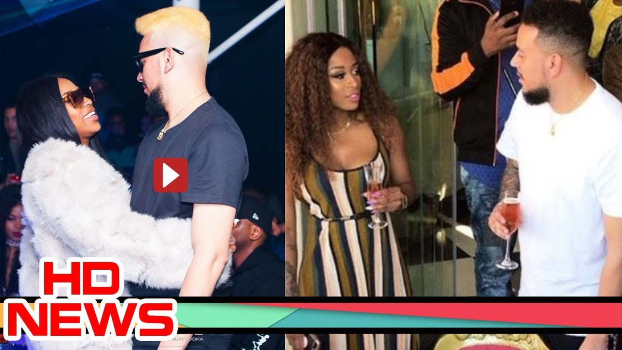 Are DJ Zinhle and AKA bringing us some collab heat this summer