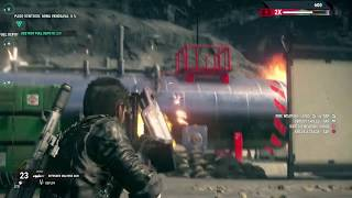 Just Cause 4 - Vendaval Lockout - Enter the Facility & Defend the Transmitter