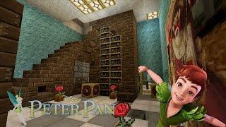 Minecraft XBOX - Hide and Seek - Peter Pan: Wendy