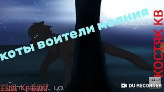 """Коты-воители """"Молния"""""""