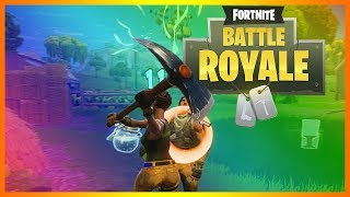 FORTNITE BATTLE ROYALE - I'M GETTING BETTER, MAYBE! (Squad Match!)