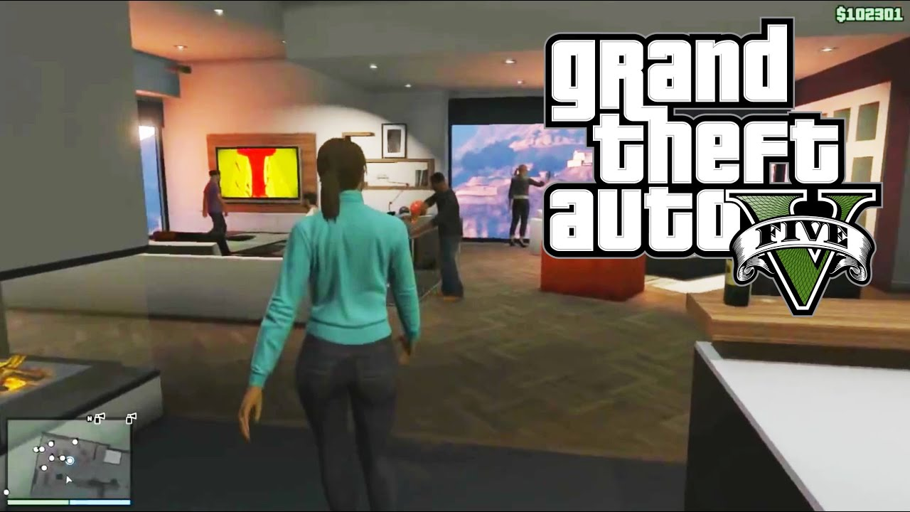 Gta 5 Confirmed Sports Amp How Apartments Work Gta V