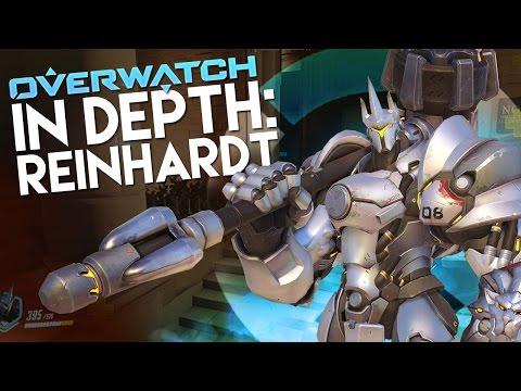 Overwatch In Depth: Reinhardt Guide