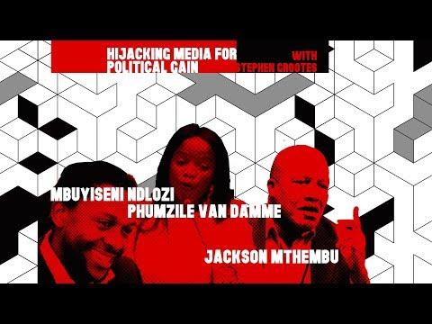 Hijacking media for political gain  | The Gathering Media Edition 2017