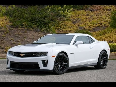 2014 Zl1 Camaro On The Road Amp Exhaust Sound Youtube