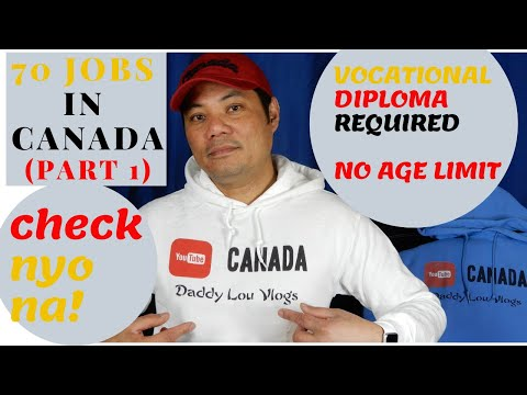 CANADA JOB VACANCIES FOR 2020 (part One) NO PLACEMENT FEE, NO SALARY DEDUCTION, NO PROCESSING FEE!