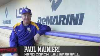 DeMarini Nation / LSU Baseball Behind the Scenes