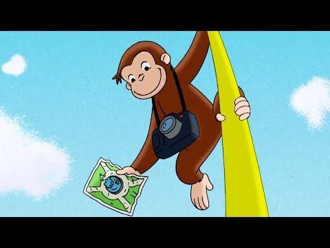 Curious George 🐵 Shutter Monkey 🐵 Kids Cartoon 🐵 Kids Movies 🐵 Cartoons for Kids