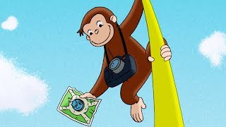 Curious George 🐵 Shutter Monkey 🐵 Kids Cartoon 🐵 Kids Movies 🐵 Cartoons for Kids