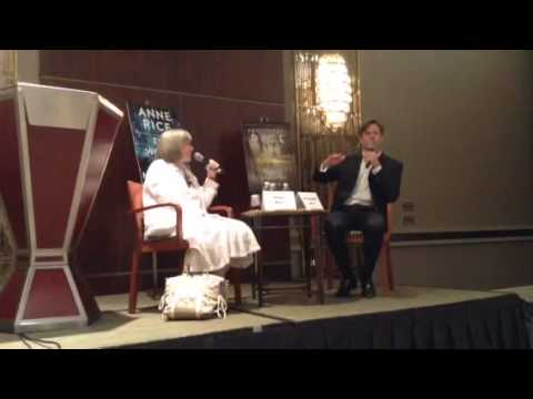 Anne Rice interviewed by Christopher Rice