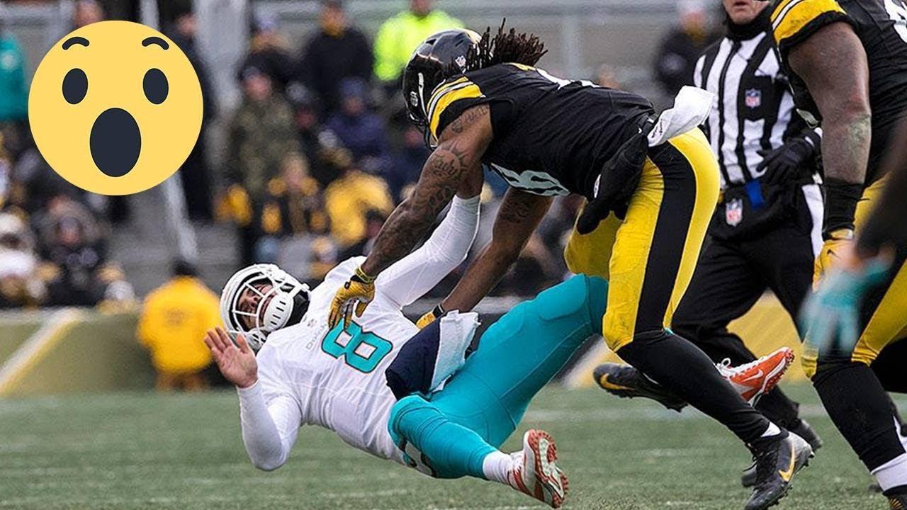 10 Times An NFL Player Got Up After A HUGE HIT