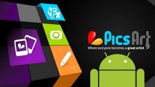 Pics Art Estudio - Editar Fotos en Android