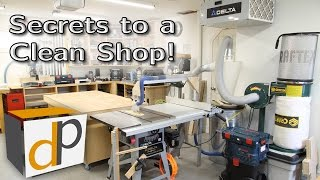 Small Shop Dust Collection - Affordable & Effective Solutions