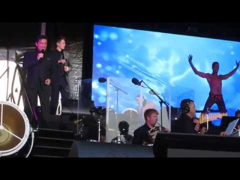Il Divo All of Me Ragley Hall 14/07/2018