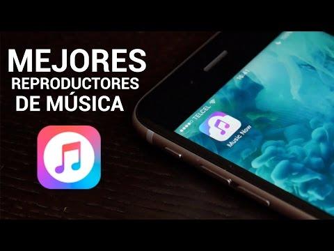 LOS MEJORES REPRODUCTORES DE MÚSICA EN iOS - EN ESPAÑOL