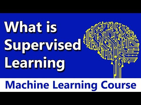Machine Learning #02 What is Supervised Learning ?